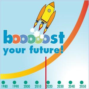 Logo - Aufforderung zur proaktiven Gestaltung der Zukunft