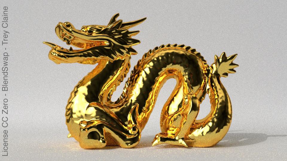 Zukunftsentwicklungen durch einen Drachen symbolisiert
