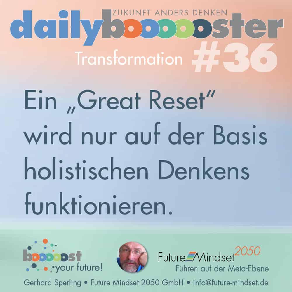 daily boooooster 36 -Transformation